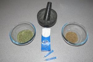 etoxikace nosu ingredience