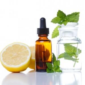 Lahvička s homeopatickém lékem